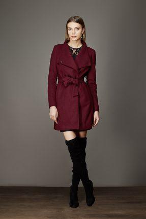 Cappotto con cintura Artigli autunno inverno 2017