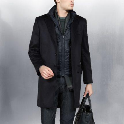 Cappotto corto Fay uomo autunno inverno 2015