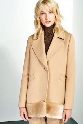 Cappotto corto Liu Gio inverno 2017