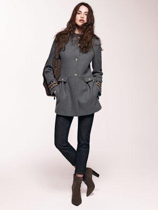 Cappotto corto Liu Jo autunno inverno 2015