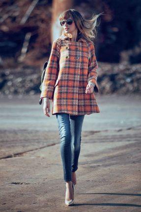 Cappotto Denny Rose autunno inverno 2015