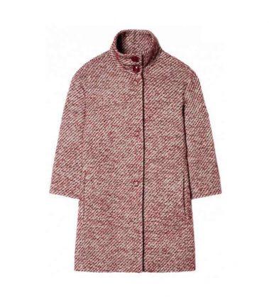 Cappotto di lana Sisley autunno inverno 2017