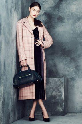 Cappotto diritto Marks & Spencer autunno inverno 2013 2014
