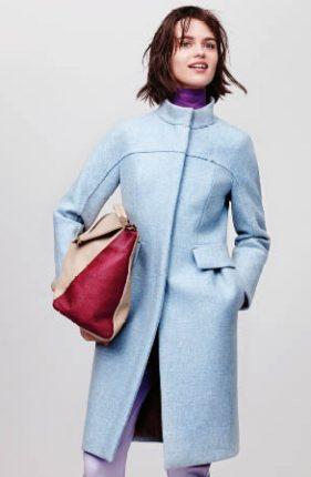 Cappotto diritto Max & Co autunno inverno 2015