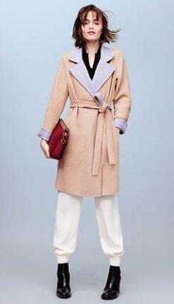 Cappotto double face Max & Co autunno inverno 2015