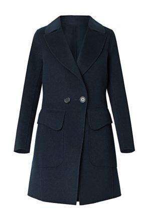 Cappotto in lana e cashmere Marella autunno inverno 2015