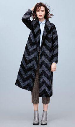 Cappotto lungo Max & Co autunno inverno 2015