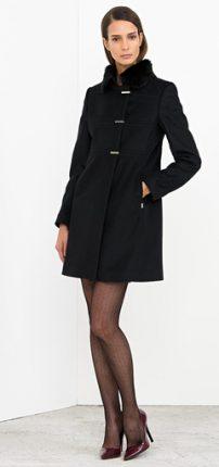 Cappotto montgomery Nenette autunno inverno 2015