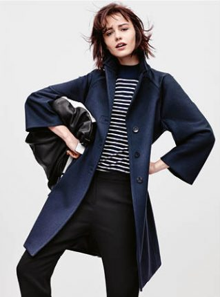 Cappotto oversize Max & Co autunno inverno 2015
