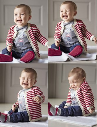 Cardigan baby Benetton autunno inverno 2013 2014