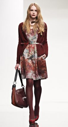 Cardigan Twin Set autunno inverno 2015