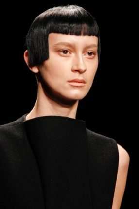 Carre geometrico capelli donna 2015