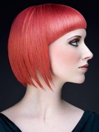 Caschetto sfilato capelli donna 2015
