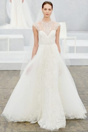 Catalogo abiti sposa Monique Lhuillier 2015