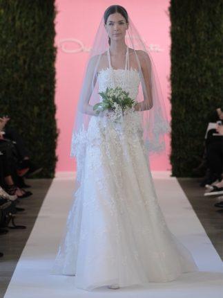 Catalogo abiti sposa Oscar de la Renta 2015