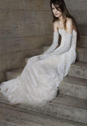 Catalogo abiti sposa Vera Wang 2015