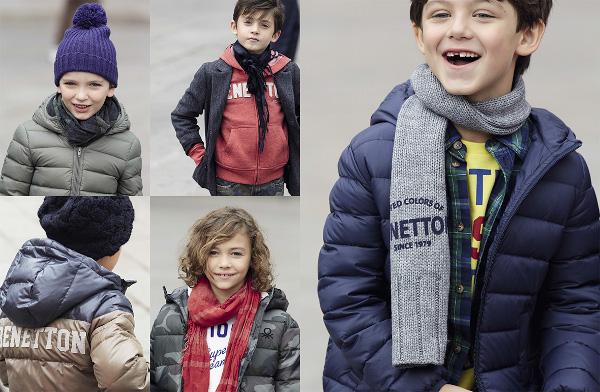 catalogo bambini Benetton autunno inverno 2013 2014