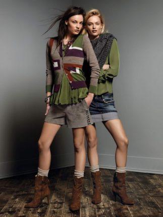 Catalogo maglieria Jeans Liu Jo autunno inverno 2013 2014