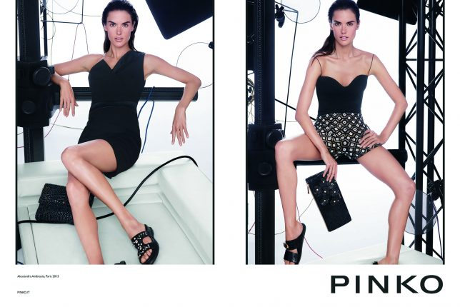 Catalogo Pinko primavera estate 2014