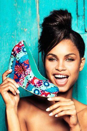 Catalogo scarpe Desigual primavera estate 2013