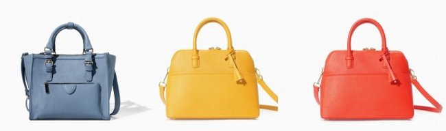 Catalogo Zara borse autunno inverno 2015