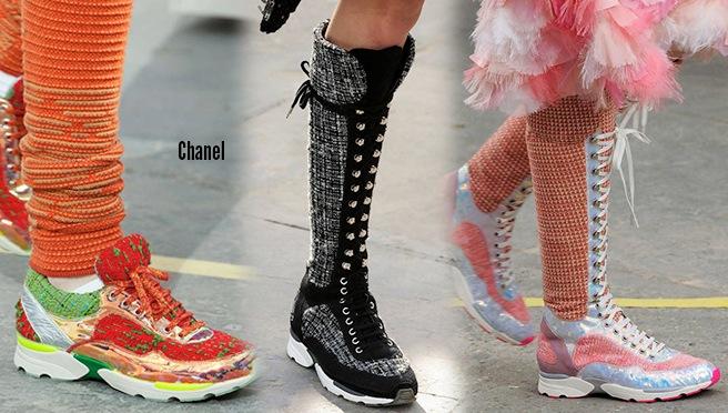 Chanel scarpe catalogo autunno inverno 2014 2015