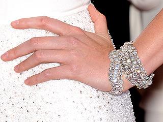 Charlize Theron gioielli oscar 2013