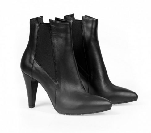 Chelsea boot a punta Janet & Janet scarpe autunno inverno 2015
