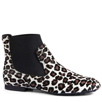 Chelsea boot animalier Tod's autunno inverno 2017