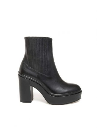 Chelsea boot con plateau Janet & Janet autunno inverno 2017