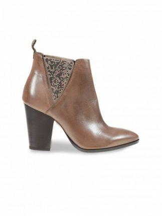 Chelsea boot con tacco Janet & Janet scarpe autunno inverno 2015