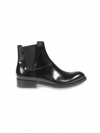 Chelsea boot in vernice Janet & Janet scarpe autunno inverno 2015