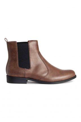 Chelsea boot marroni H&M autunno inverno 2017.