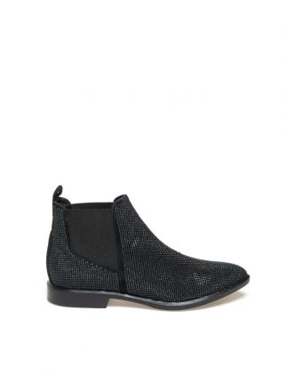 Chelsea boot scamosciati Janet & Janet autunno inverno 2017