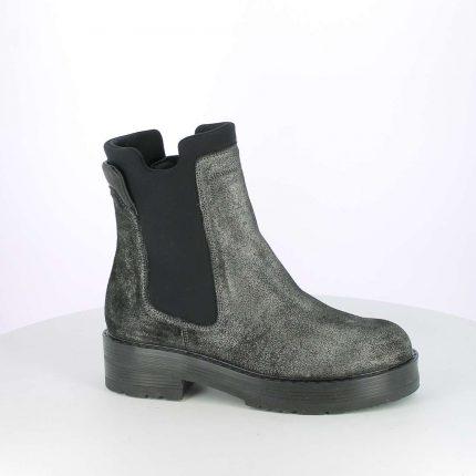 Chelsea boots grigi effetto delavè Peperosa autunno inverno 2017