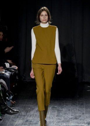 Chicca Lualdi Beequeen collezione autunno inverno 2013 2014 pantaloni