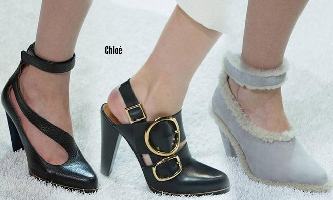 Chloe scarpe catalogo autunno inverno 2014 2015