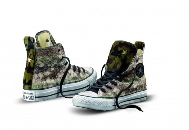 Chuck Taylor camouflage Converse scarpe autunno inverno 2014 2015