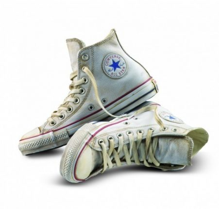 Chuck taylor effetto sporco Converse scarpe autunno inverno 2015