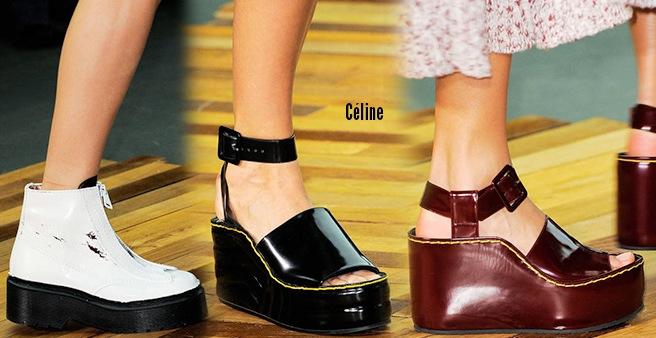 Cline scarpe catalogo autunno inverno 2014 2015