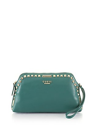 Cluch verde Guess autunno inverno 2013 2014