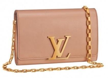 Clutch cipria Louis Vuitton