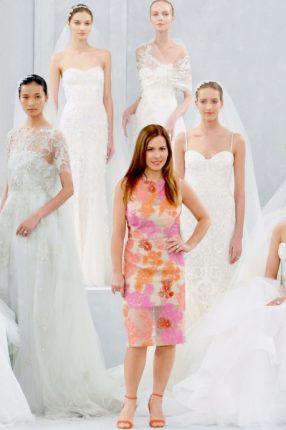 Collezione abiti sposa Monique Lhuillier 2015
