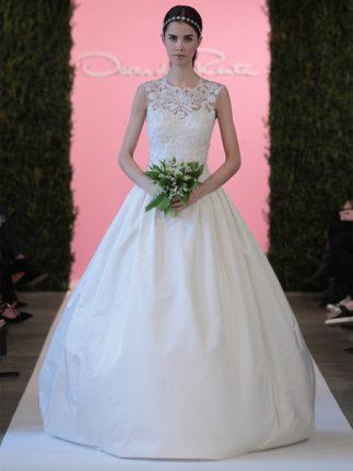 Collezione abiti sposa Oscar de la Renta 2015