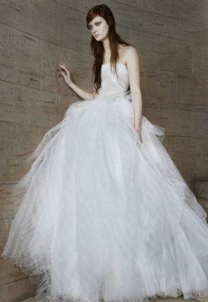 Collezione abiti sposa Vera Wang 2015