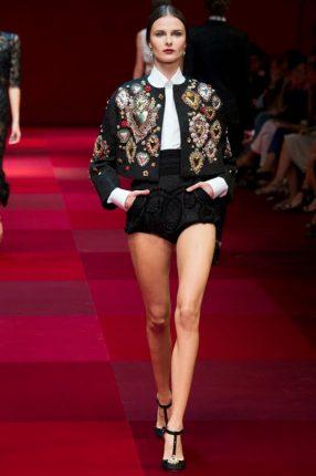 Collezione Dolce & Gabbana primavera estate 2015