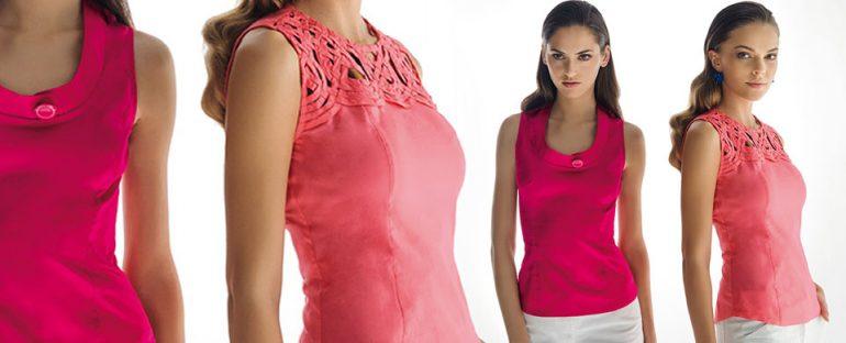 Collezione Nara Camicie primavera estate 2014 donna
