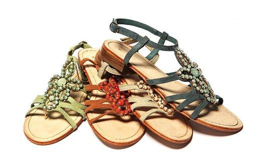 Collezione scarpe Kammi primavera estate 2013