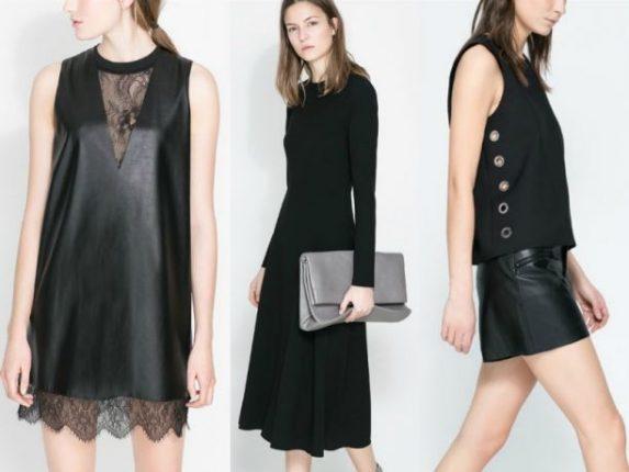 Collezione Zara primavera estate 2014