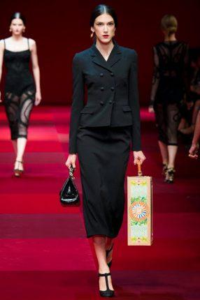 Completo Dolce & Gabbana primavera estate 2015